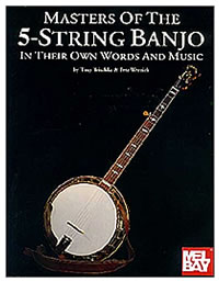 Pete Wernick - Masters of the 5 String Banjo